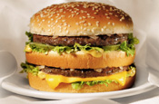 McDonald's Big Mac: no longer available in Iceland