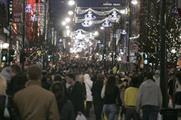 Christmas comes early for recession-hit public