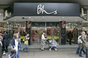Is Bhs doing a Marks & Spencer?