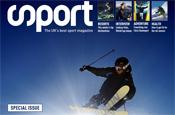 Sport: winter ski issue