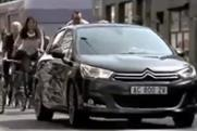 Citroen: ad banned by ASA over concerns for young cyclists' safety