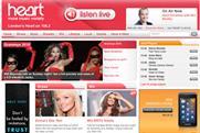 Heart website