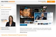 Thomson Reuters : Insider service