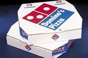 Domino's Pizza sponsors new ITV show