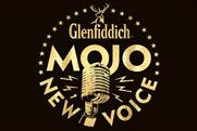 Mojo: teams up with Glenfiddich for the New Voice initiative and awards
