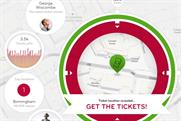 LG Mobile: runs One Direction competition on Twitter