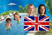 British Gas: unveils 'free swim' campaign