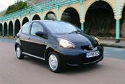 Toyota Aygo: one of the models recalled