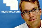 Christopher Moser: MySpace UK managing director
