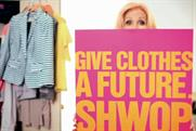 Marks and Spencer ad uses Joanna Lumley's campaigning credentials