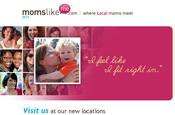 MomsLikeMe: Ripple 6 social network owned by Gannett
