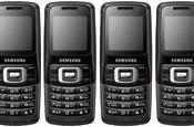 Samsung B130 Black: on offer at Carphone Warehouse