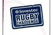 Investec: Rugby Challenge promotion