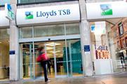 Lloyds TSB: reviews £50m DM account