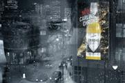 Carling Chrome: rolls out TV campaign