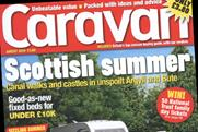 Caravan magazine: sold by IPC to Warners