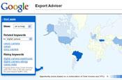 Google: launches Export Advisor
