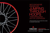 Hiscox: As Good as Our Word campaign by VCCP