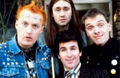 The Young Ones: appearing in the online comedy encyclopedia from Pozzitive