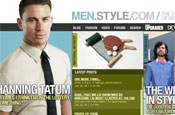 Mens Style: Conde Nast website winds down