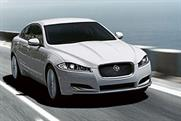 Jaguar XF: sponsors TalkSport activity