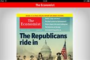 The Economist: app retakes the top position