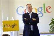 Google's executive chairman, Eric Schmidt