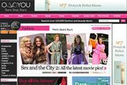 Osoyou: fashion site relaunches