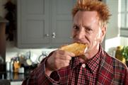 Johnny Rotten reprises County Life butter ad appearance