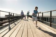 Southend-on-Sea Pier: VisitBritain readies British holidays push