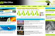 Met Office website signs up first advertiser