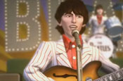The Beatles: unveils XBox 'Rock Band' promo