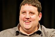 Peter Kay: writes BBC sitcom (picture credit: University of Salford Press Office)