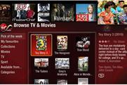 Virgin Media: unveils first TiVo platform for the UK