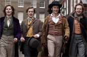 Desperate Romantics: BBC Two show attracts 2.5m viewers