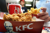 KFC: business is booming