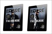 Empire: debut US iPad version to feature The Dark Knight Rises covers
