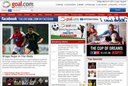 Goal.com: website acquired by Perform earlier this year