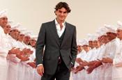 Federer: Lindt ambassador