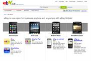 EBay: unveils new version of its mobile site