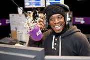 Ian Wright: will give away two Euro 2012 tickets on his Rock 'n' Roll Football show