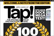Tap!: rolls out its own iPad app this month