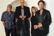 Fleetwood Mac: signed to Warner Music