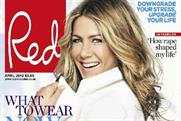Red backs fashion site with integrated ad drive