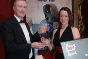 Jane Holmes: wins DMA Young Spark Award
