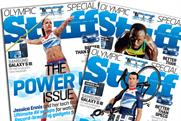 Stuff magazine: offers a choice of three Olympic special covers