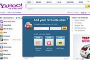 Yahoo! targets publishers and advertisers with homepage and Buzz