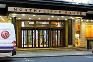 Northcliffe House: headquarters of Associated Newspapers