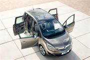Vauxhall: new campaign for Meriva