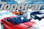 Top Gear: BBC magazine promotes Simon Carrington